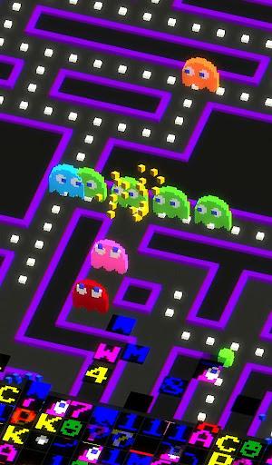 PAC-MAN 256 - Endless Maze  screenshots 12