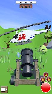 進化した大砲-解体、大砲、ボールシューティング