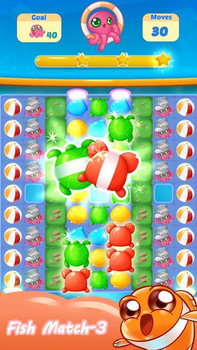 Fish Crush Puzzle Game 2021  screenshots 5