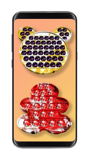 Pop it fidget toy 2! DIY calming asmr popers game 1.0.4 screenshots 16