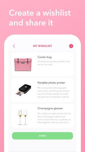 Weddi - Wedding Planner with Checklist&Budget  screenshots 6