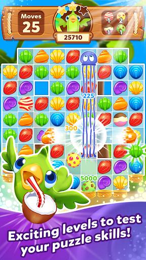 Tropical Trip - Match 3 Game  screenshots 2