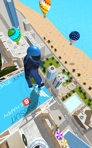 Base Jump Wing Suit Flying 0.9 screenshots 11