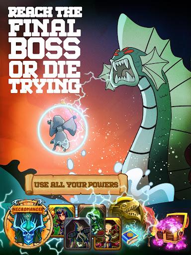 Rogue Adventure: Card Battles & Deck Building RPG screenshots 3