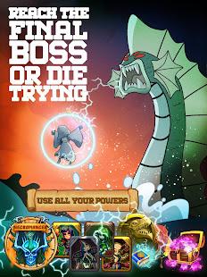 Rogue Adventure: Card Battles & Deck Building RPG 2.3.2 Screenshots 4