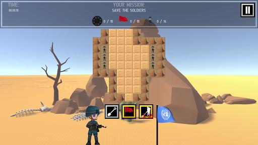 Trooper Sam - A Minesweeper Adventure apkpoly screenshots 7