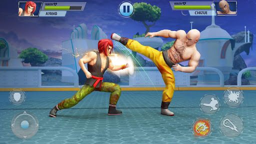 Anime Fighters Final X Battle: Epic Fighting Games 1.0.4 screenshots 3