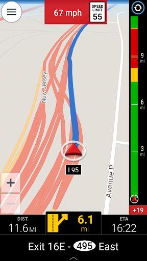 CoPilot GPS Navigation & Traffic 10.19.0.1358 Screenshots 17