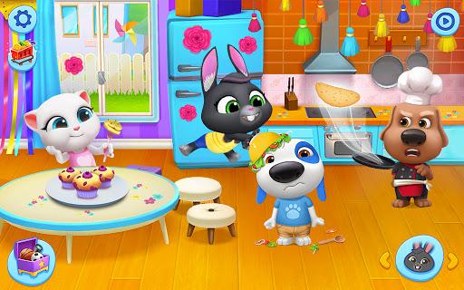 My Talking Tom Friends  screenshots 19