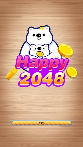 Happy 2048  Pc-softi 1