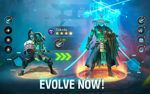 Idle Arena: Evolution Legends 2.6 screenshots 12