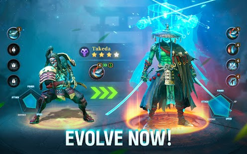 Idle Arena: Evolution Legends Screenshot