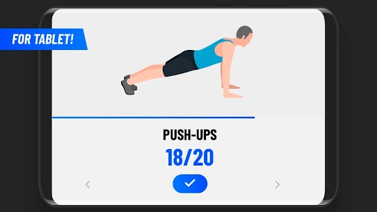 Home Workout - No Equipment Screenshot