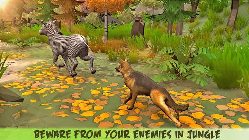 Code Triche Dog Family Simulator - Virtual Game 2019 (Astuce) APK MOD screenshots 4