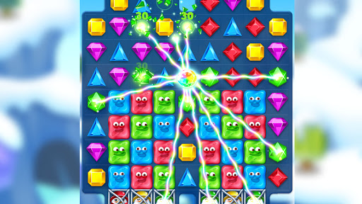 Jewel Ice Mania : Match 3 Puzzle 21.0324.09 screenshots 7