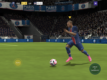 FIFA Fussball Capture d'écran