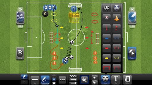 TacticalPad: Coach's Whiteboard, Sessions & Drills  Screenshots 16