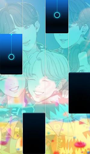 EXO Piano Tiles Best KPOP Offline  Screenshots 8