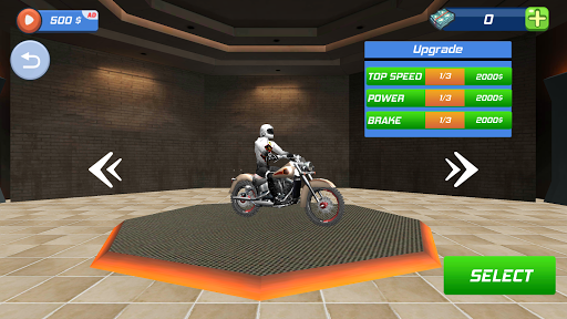 Sky Bike Stunt screenshots 2