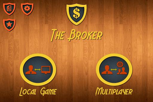 The Broker Stocks Market Game