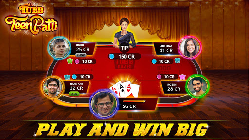 Tubb Teen Patti - Indian Poker - TTP 4.0 screenshots 1