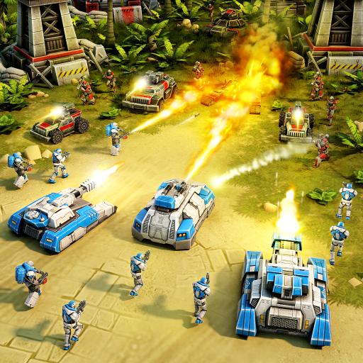 Art of War 3: PvP RTS chiến thuật hiện đại