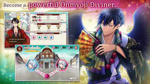 Code Triche Ayakashi: Romance Reborn - Supernatural Otome Game (Astuce) APK MOD screenshots 3