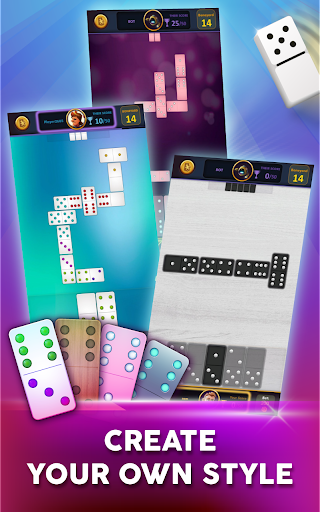 Dominoes - Offline Free Dominos Game 1.12 screenshots 16