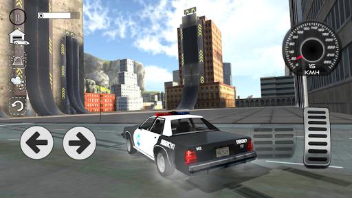 Police Car Drift Simulator 2.0 screenshots 4