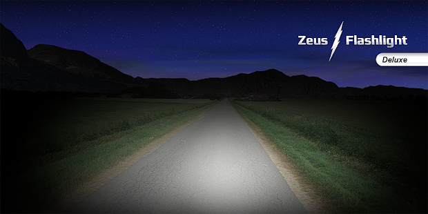 Zeus Flashlight Deluxe Screenshot