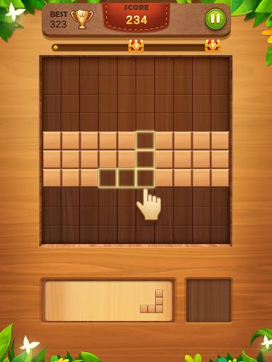 Block Puzzle:Brain Training Test Wood Jewel Games 1.3.5 screenshots 5