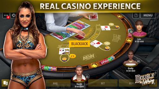 AEW Casino: Double or Nothing  screenshots 2