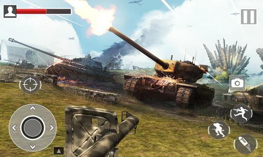 World War 2 FPS Shooting Gamesu2013 WW2 Battle Combat 1.0.1 screenshots 1