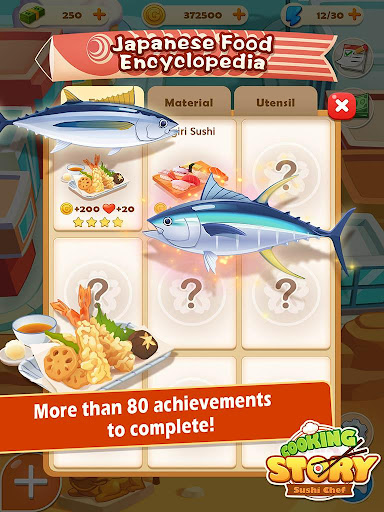 Sushi Master - Cooking story screenshots 11