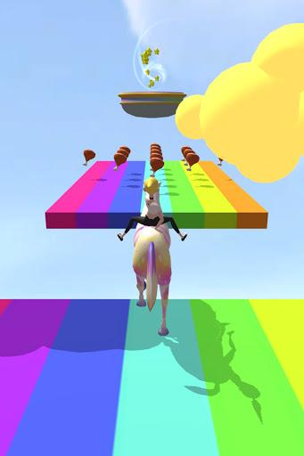 Fat 2 Fit! Unicorn Challenge  screenshots 9