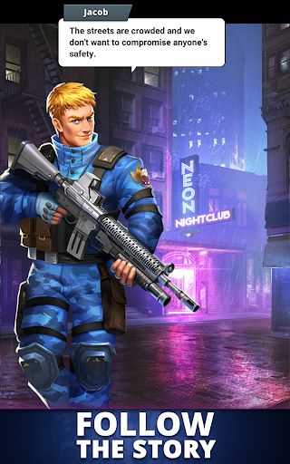 Puzzle Combat: Match-3 RPG 25.0.0 screenshots 12