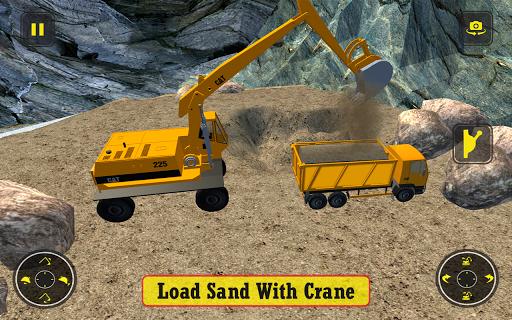 Construction Simulator Heavy Truck Driver Apkfinish screenshots 8