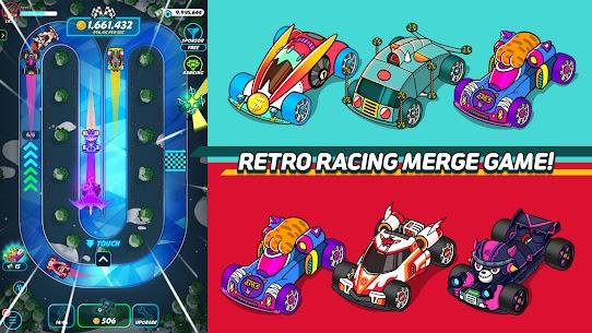 Merge Racer : Idle Merge Game Mod Apk 1.0.1 (Unlimited Coins/Cash/Diamonds/Tickets) 7