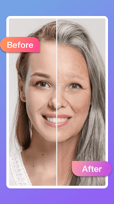 Old Me-Simulate Old Faceのおすすめ画像4