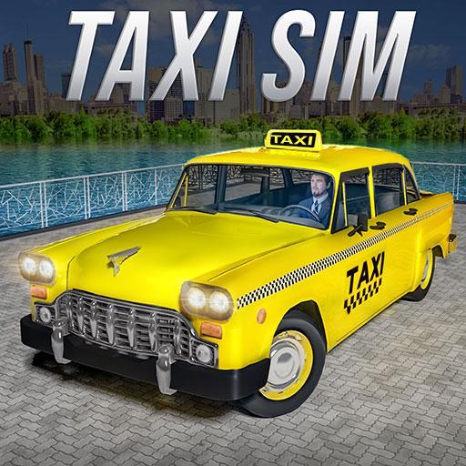 Táxi Motorista Sim 2020