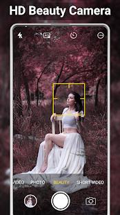 Professional HD Camera with Selfie Camera 1.7.3 Screenshots 3