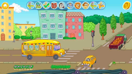 Kids bus  screenshots 6