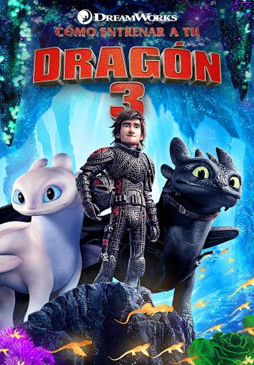 Cómo Entrenar A Tu Dragón 3 Doblada Películas En Google Play