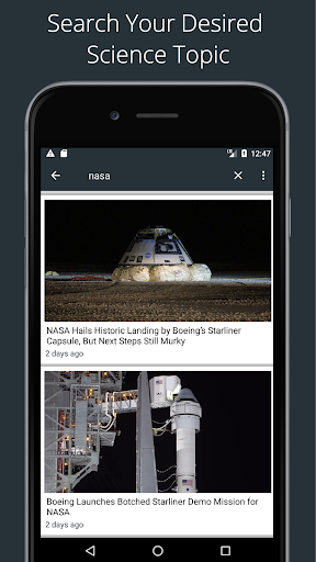 Science News Daily: Science Articles and News Appu2028 9.2 screenshots 6