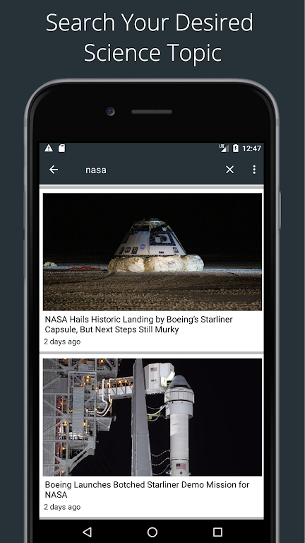 Science News Daily: Science Articles and News App  poster 5