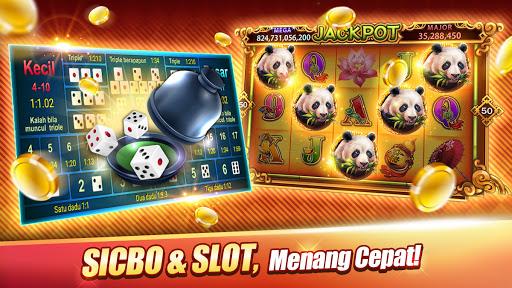 Domino : LUXY Domino & Poker - Gaple QiuQiu Remi 5.2.8.1 screenshots 5