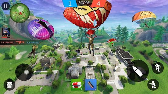 Cover Hunter - 3v3 Team Battle 1.6.0 Screenshots 2