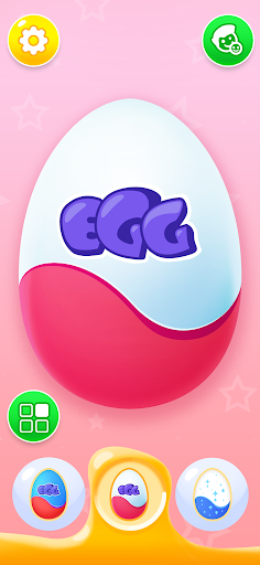 Joy Eggs: Baby surprise game  screenshots 2