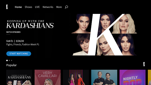 E! 7.25.3 (Android TV)