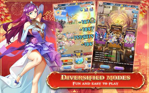 Idle Goddess-Spring Festival Spree android2mod screenshots 5